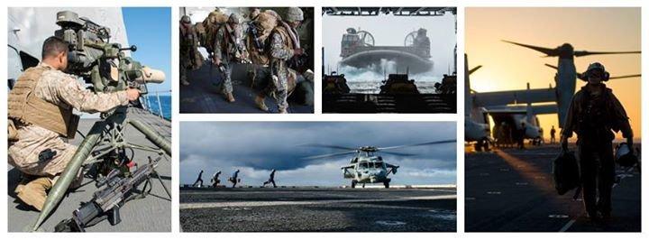 Expeditionary Strike Group THREE - ESG-3 cover