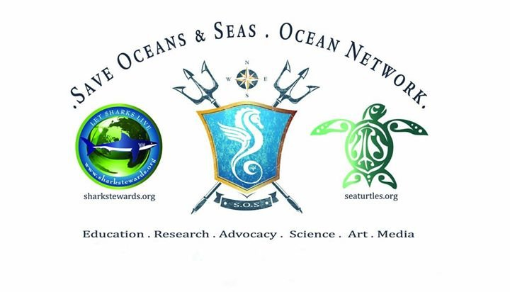 Save Oceans & Seas=S.O.S cover