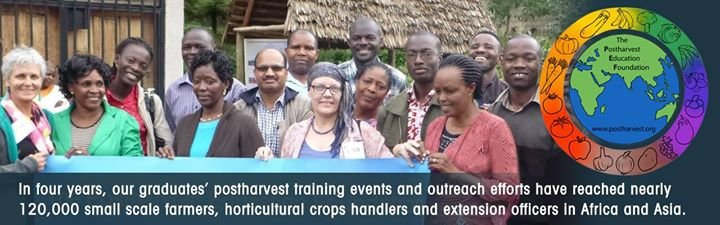 The Postharvest Education Foundation cover