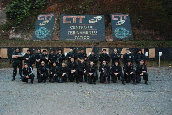 GOE - Grupo de Operações Especiais da Polícia Civil do Estado de São Paulo cover