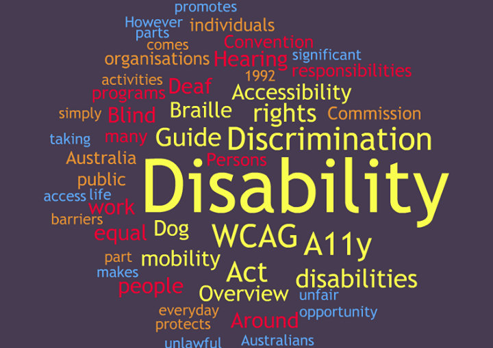 Alastair McEwin - Australian Disability Discrimination Commissioner cover
