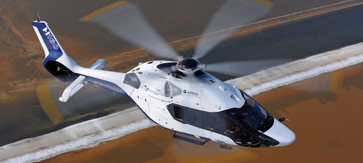 Airbus Helicopters Inc. cover