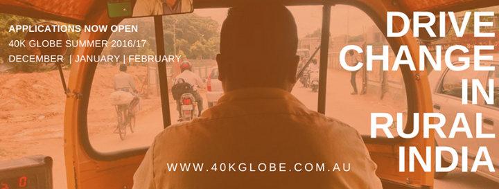 40K Globe cover