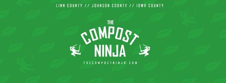The Compost Ninja cover