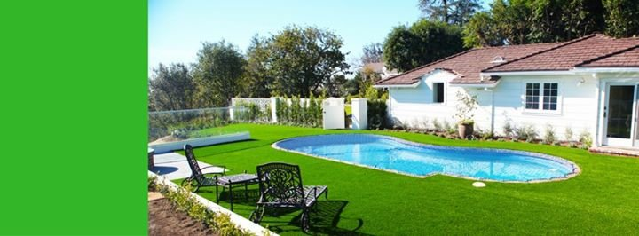 Cali Green Turf cover