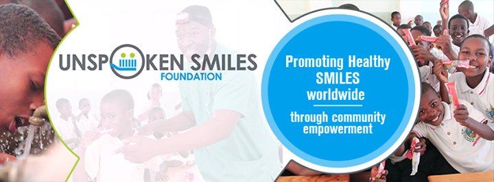 Unspoken Smiles Foundation cover