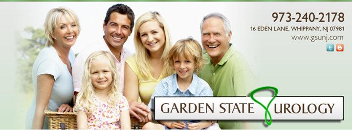 Garden State Urology cover