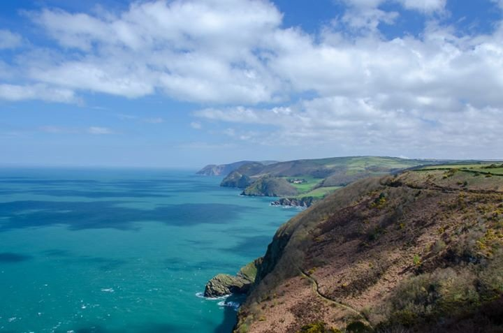 Exmoor National Park cover
