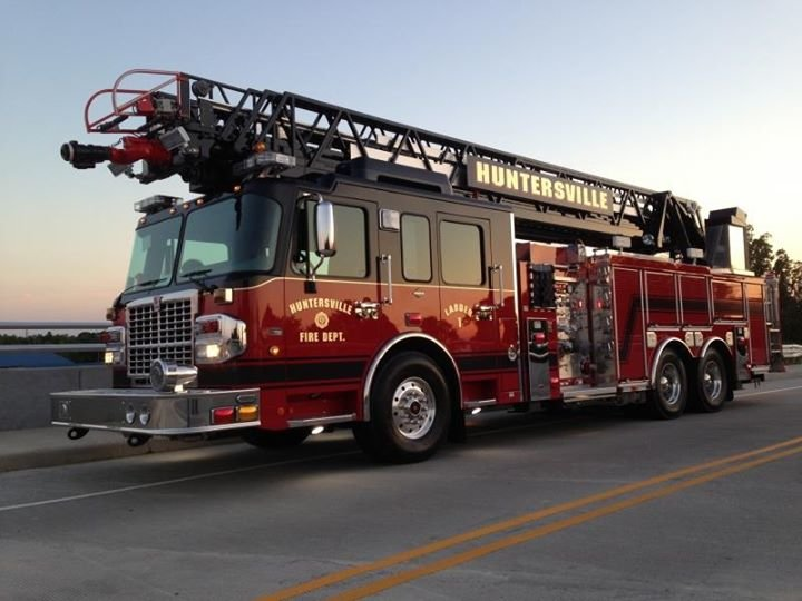 Huntersville Fire Department cover