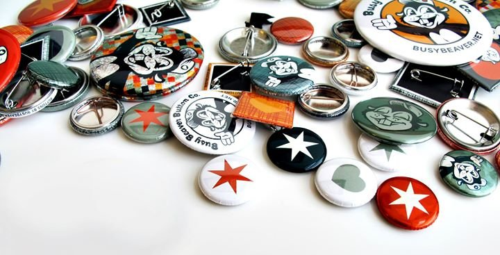 Busy Beaver Button Co. cover