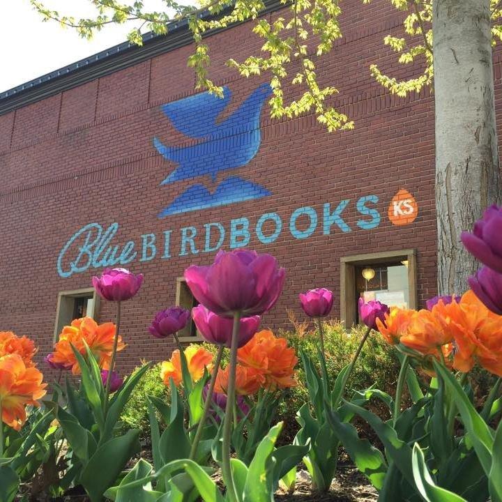 Bluebird Books & Cafe cover