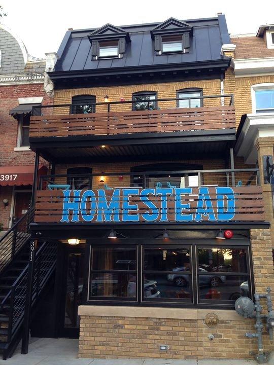 Homestead Food & Bev cover