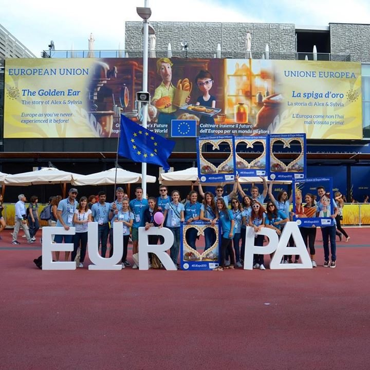 EU Expo 2015 cover