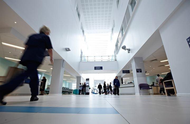 Queen Elizabeth Hospital Birmingham cover