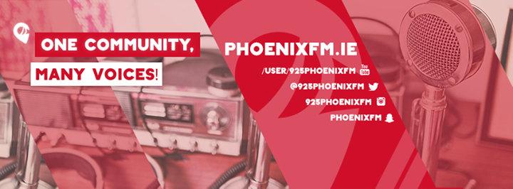 92.5 Phoenix FM cover