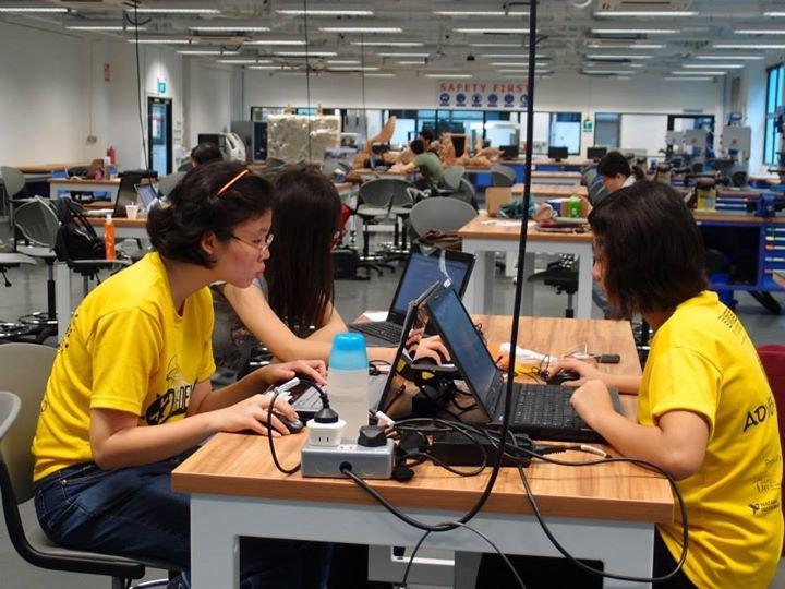 SUTD Entrepreneurship Centre cover