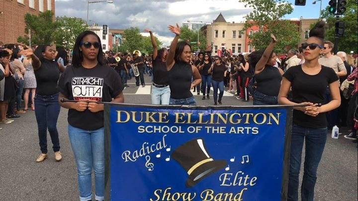 Duke Ellington School of the Arts cover