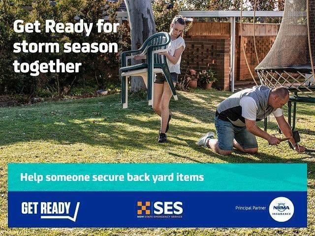 NSW SES Taree City Unit cover