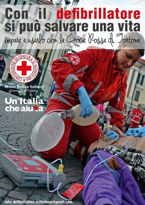 Croce Rossa Italiana - Comitato di Tortona cover