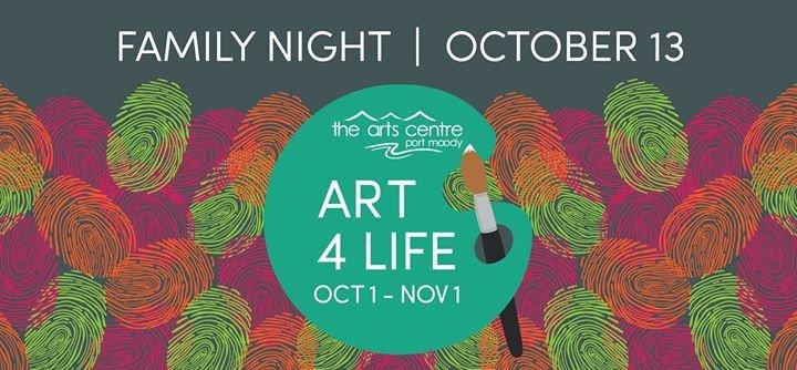 Port Moody Arts Centre cover