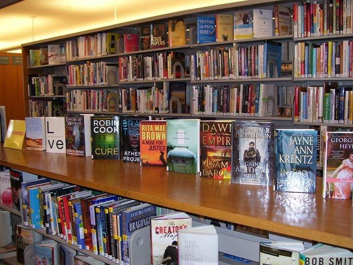 Tolono Public Library District cover