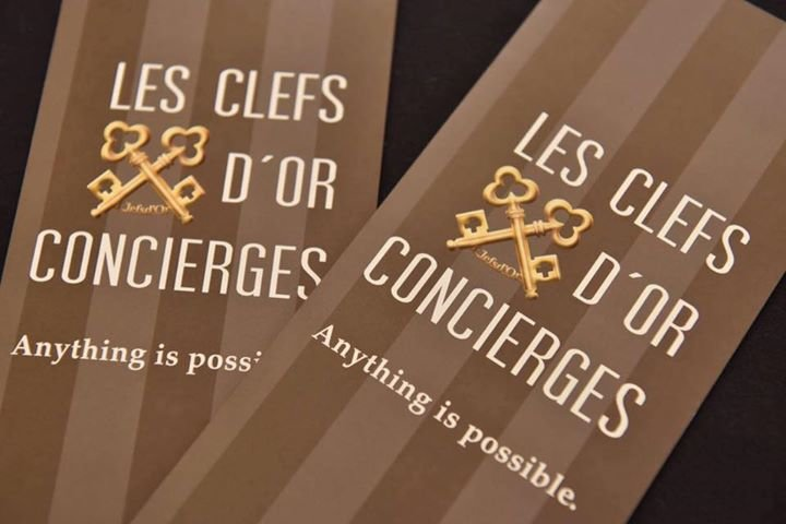 Les Clefs d'Or USA cover