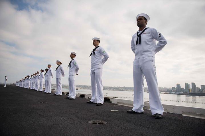 Navy Recruiting Station Manhattan, KS cover