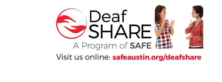 Deaf SHARE cover