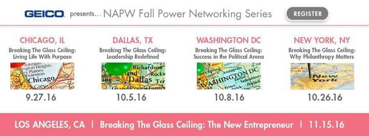 NAPW Networking for Women cover