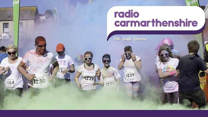 Radio Carmarthenshire cover