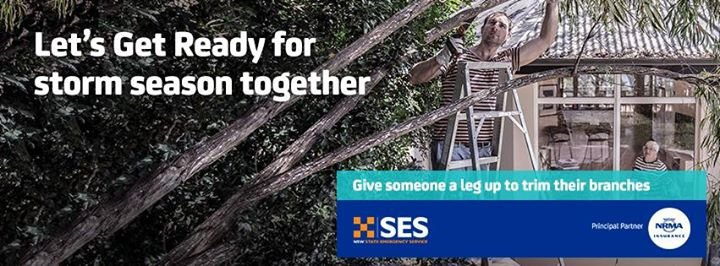 NSW SES Central West Region cover