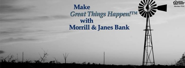Morrill & Janes Bank cover