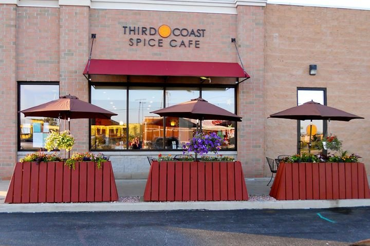 Third Coast Spice Cafe cover