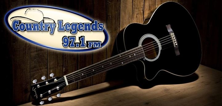 Country Legends 97.1 cover