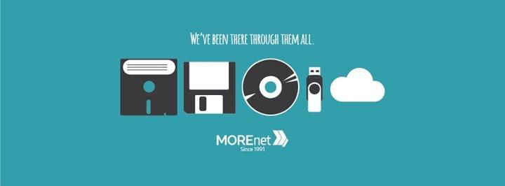 MOREnet cover