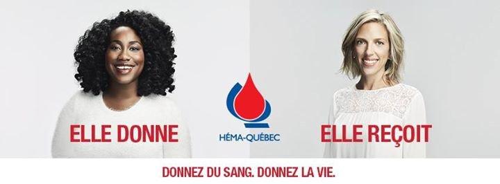 Héma-Québec cover