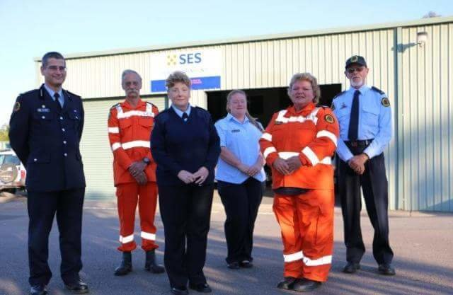 NSW SES - Port Stephens Unit cover
