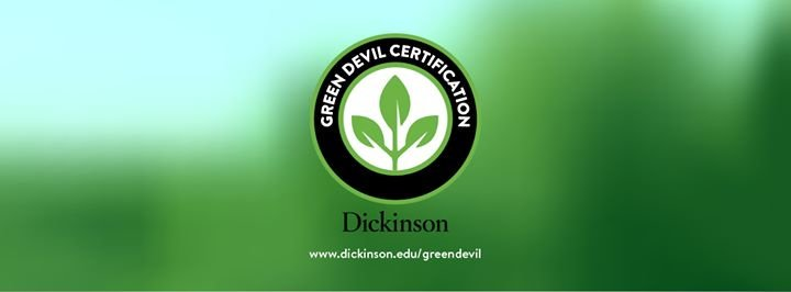 Center for Sustainability Education-Dickinson College cover