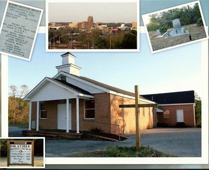 Okatibbee Missionary Baptist Church cover