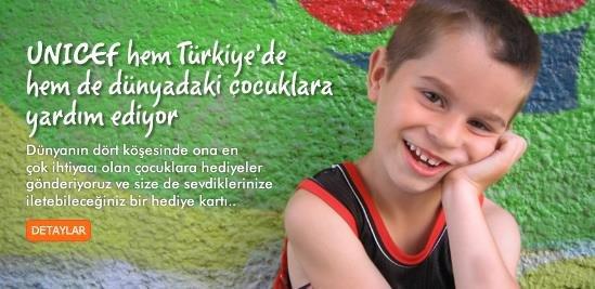 Unicef Turkiye cover