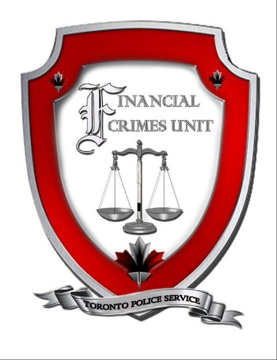 Financial Crimes Unit - Toronto Police Service cover
