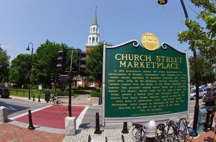 The Church Street Marketplace cover