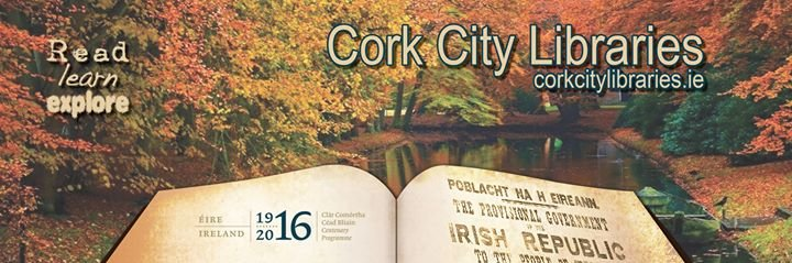 Cork City Libraries cover