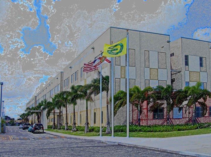 Miami Jackson Senior High School cover