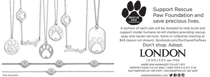 Our Cause for Paws cover