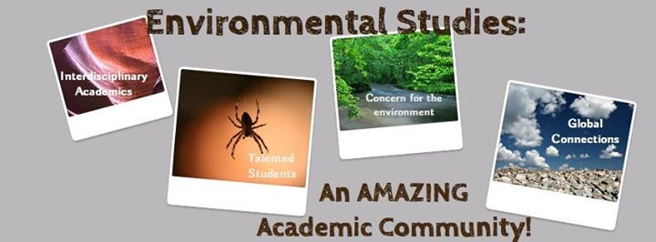 Environmental Studies Student Opportunity Forum cover