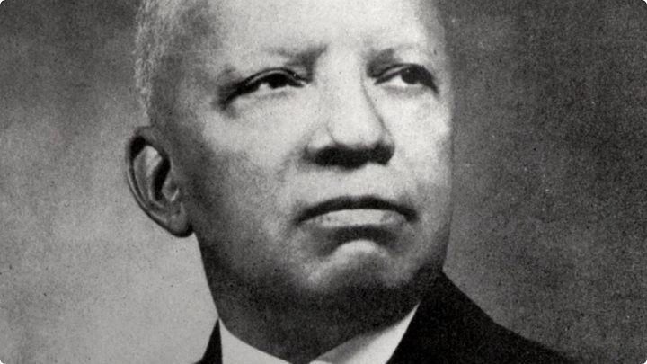 Carter G. Woodson Home National Historic Site cover