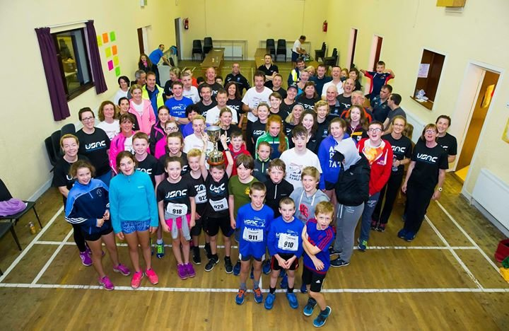 United Striders Athletic Club cover