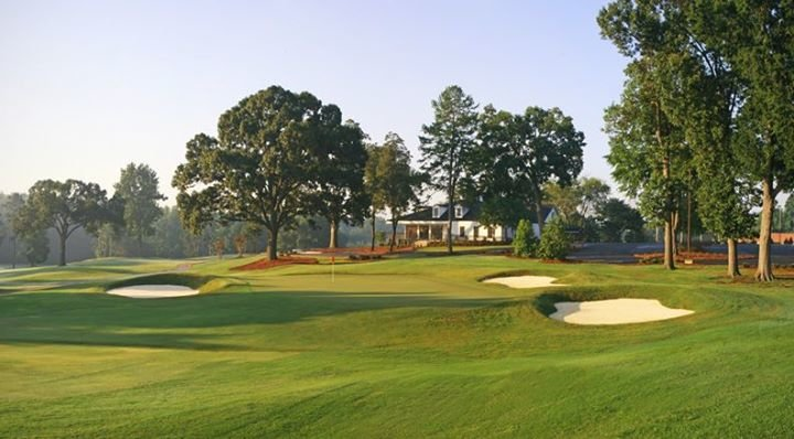 Fort Mill Golf Club cover