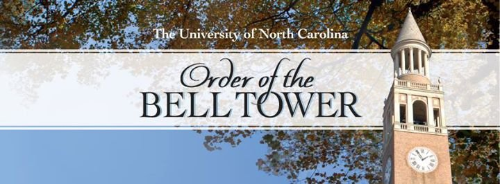 UNC Order of the Bell Tower cover